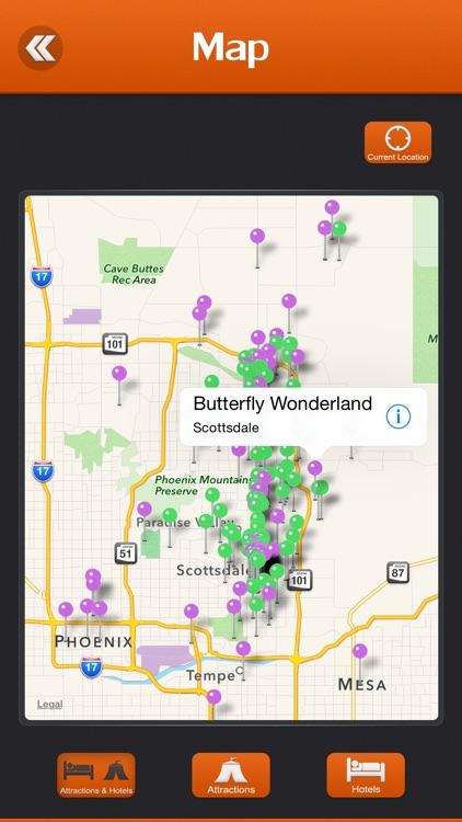 Scottsdale Travel Guide screenshot-3