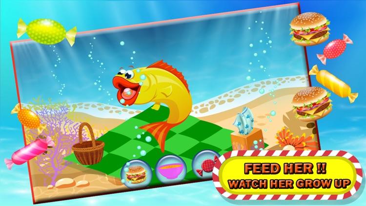 Fish Adventure under water fun screenshot-3