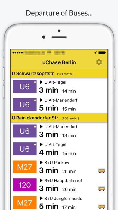 uChase Berlin screenshot four