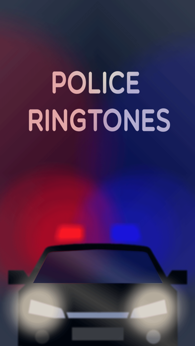 点击获取Police Sound Effects Pro – Ringtones and Cool Text Tones with Siren & Emergency Horn Noises
