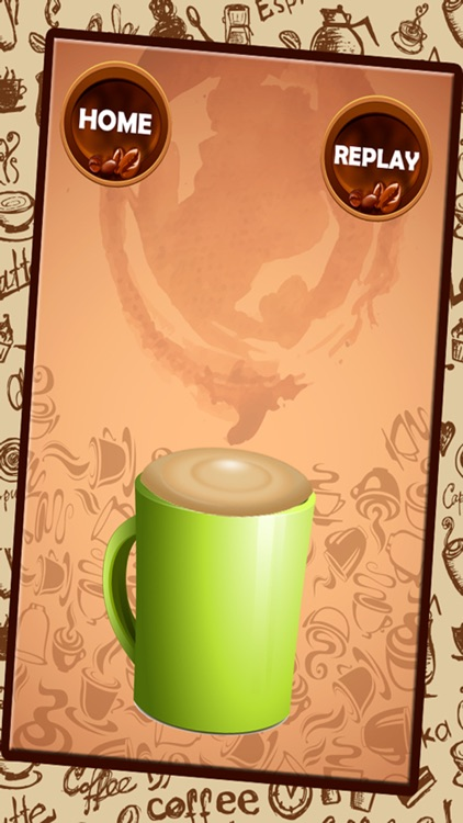 Ice Coffee maker - Make creamy dessert in this cooking fever game for kids screenshot-4