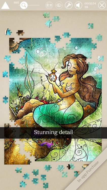 Mandie Manzano: Free Jigsaw Puzzles for Adults HD screenshot-3