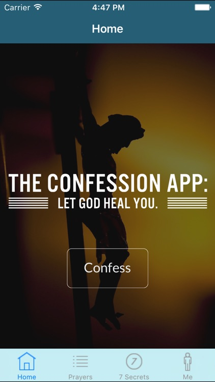 The Confession App