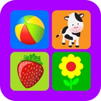 Codes for First Words 1 -  English : Preschool Academy educational matching game for Pre-k and kindergarten children Hack