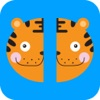 Matching Game 2 : Preschool Academy educational game lesson for young children