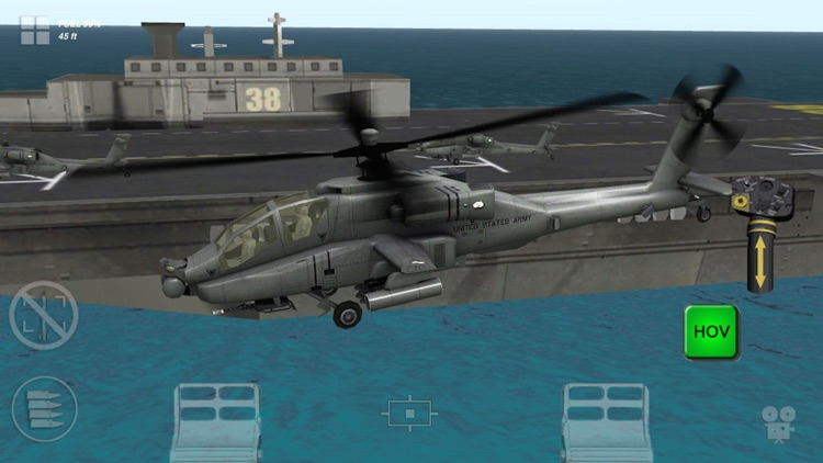 Apache 3D Sim screenshot-0