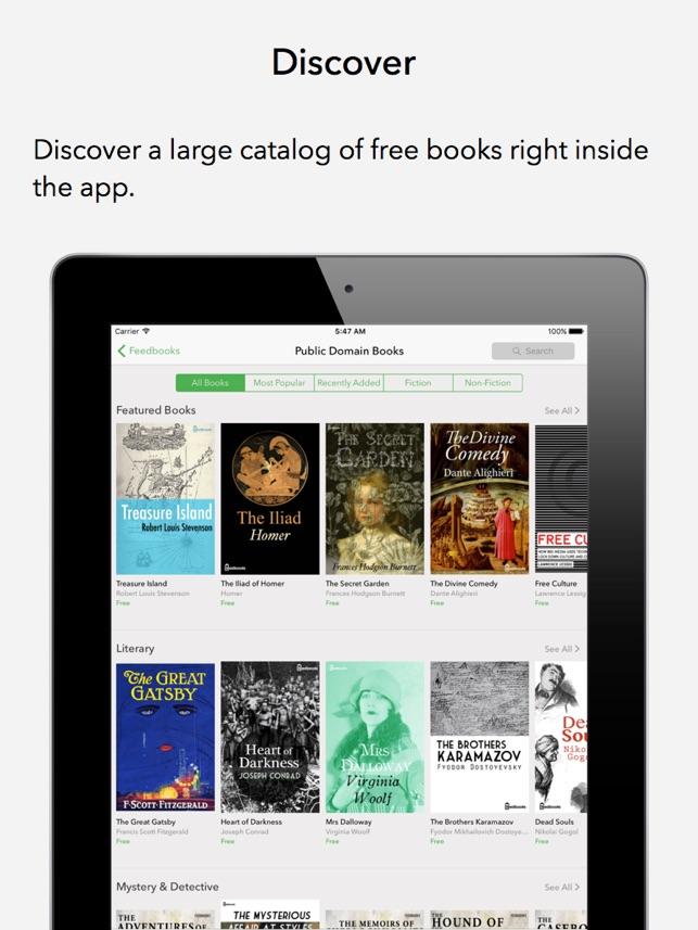 Aldiko Book Reader on the App Store