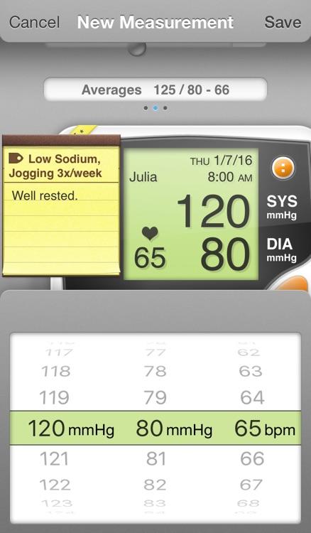 Blood Pressure Lite — BP Tracker for Hypertension Management