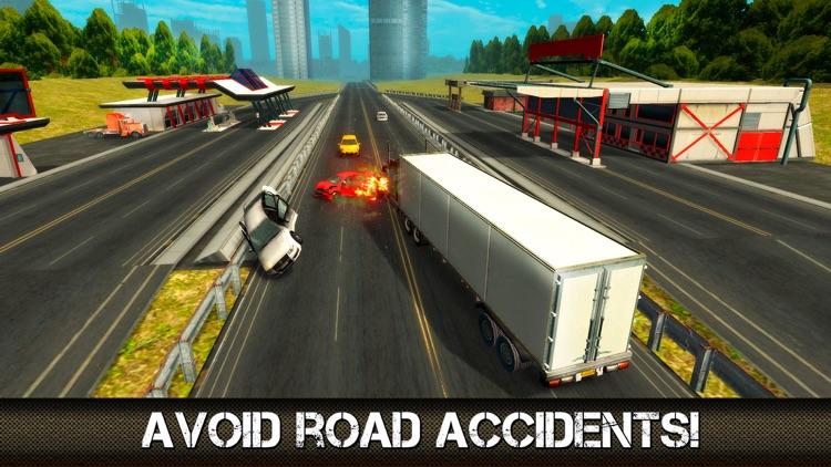 Great American Cargo Trucks: Driving Simulator 3D screenshot-3
