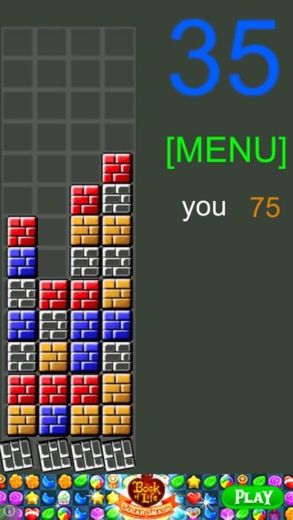 Brick Pop:Detower piles screenshot-4