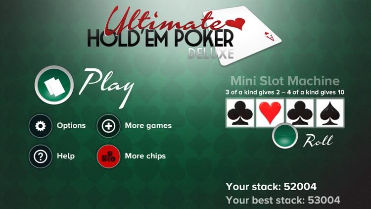 Ultimate Hold'em Poker Deluxe screenshot-3