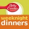 No one knows more about creating delicious, varied, and easy-to-prepare dinners than Betty Crocker