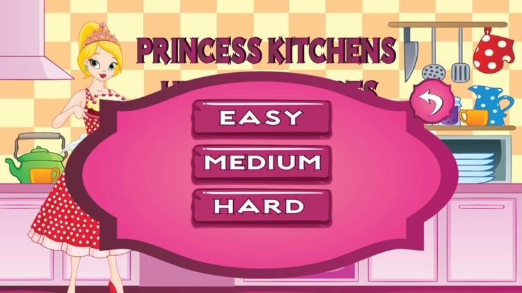 Princess Kitchens Hidden Object screenshot-3