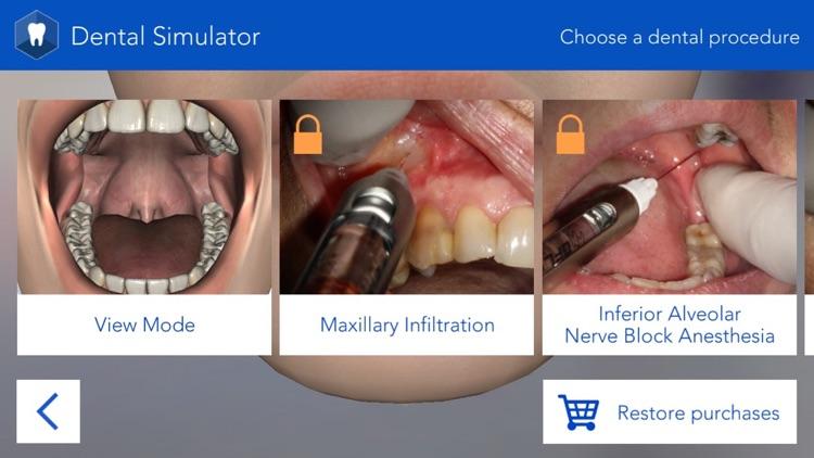 Dental Simulator
