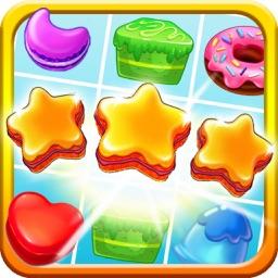 Special Cookies Mania:Game Cookies Blast