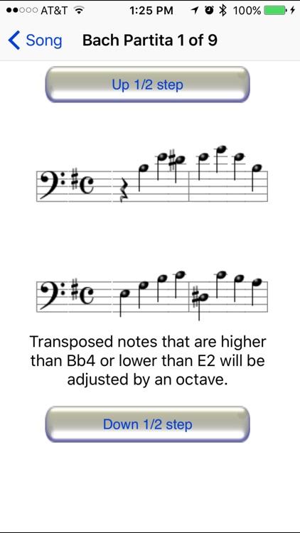 Trombone Pro Lite screenshot-3