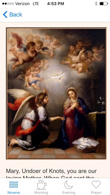 Our Lady Undoer of Knots Novena