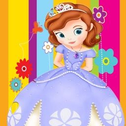 Princess Girl Coloring Book - All In 1 Fairy Tail Draw, Paint And Color Games HD For Good Kid