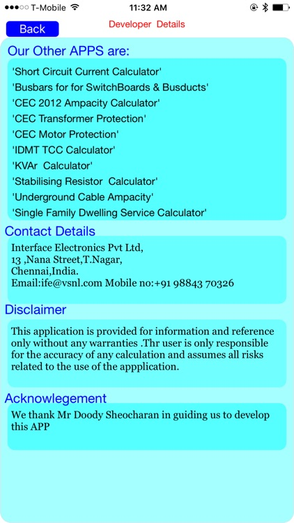 CEC TRANSFORMER PROTECTION screenshot-3