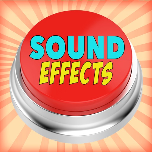 Sound Effects ! Funny , scary & annoying sounds . iOS App