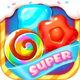 Candy Magic Mania -Connect World
