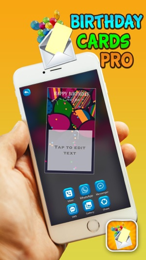 Birthday cards pro the best greeting e card maker to wish happy birthday cards pro the best greeting e card maker to wish happy bday on the app store bookmarktalkfo Image collections