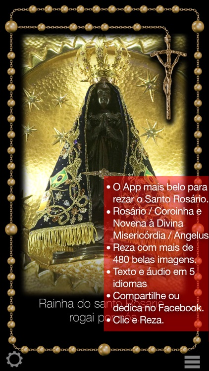 AgappeRosary Chaplet of Divine Mercy & Rosario screenshot-2