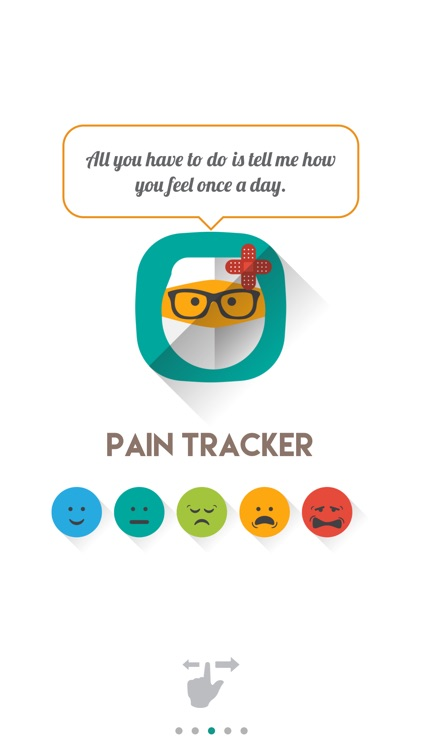 Pain Tracker - Daily Symptom Diary