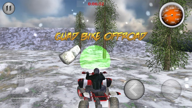 Quad Bike Simulator: Offroad Adventures 3D screenshot-0
