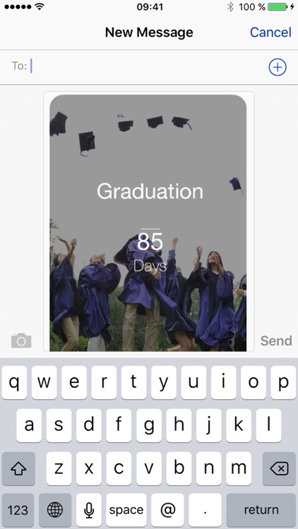 1000 days - Event Countdown screenshot-4