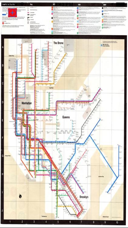 me 2 subway New York City screenshot-4