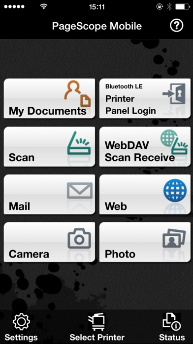 PageScope Mobile by Konica Minolta, Inc  (iOS, United States