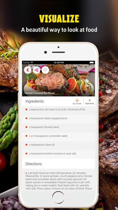 Yummy Beef Recipes screenshot two