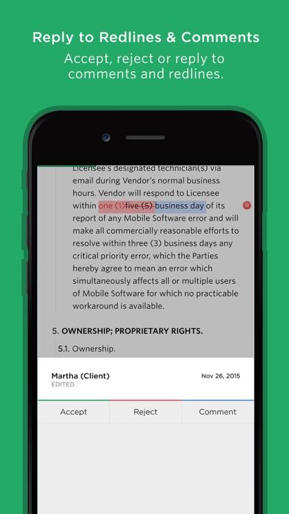 Doculus - Document Review & Comments
