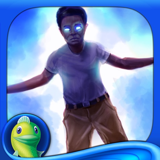 Mystery Trackers: Nightsville Horror HD - A Hidden Object Adventure icon