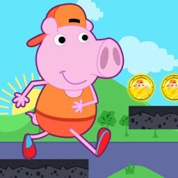 Super Piggy World