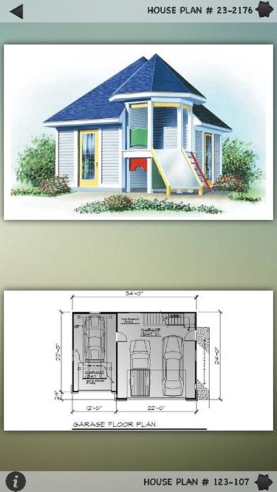 House Plans Volume 1屏幕截圖1