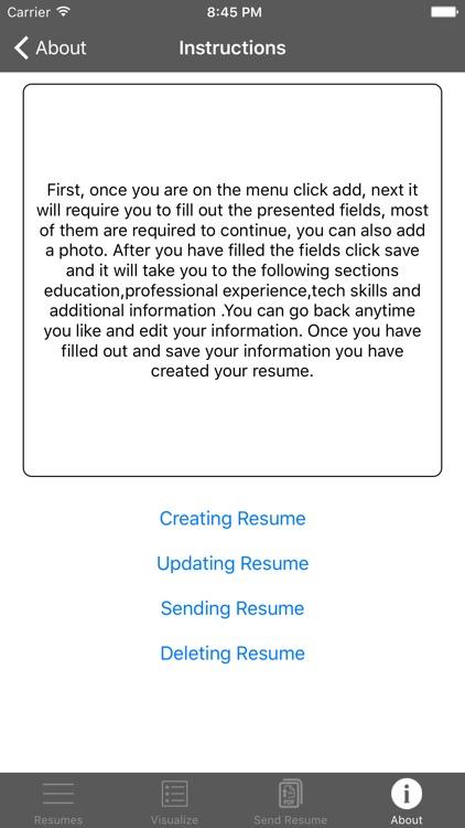 Curriculum Manager screenshot-3