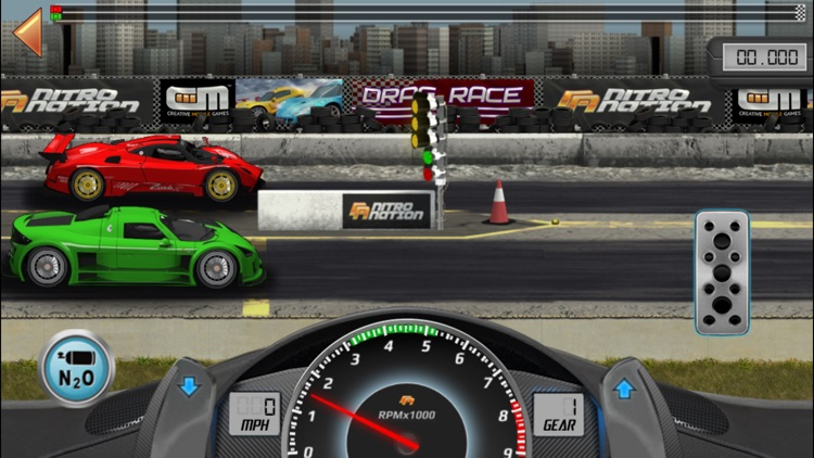 Drag Racing Classic screenshot-1