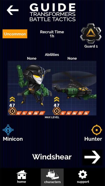 Guide for Transformers Battle Tactics