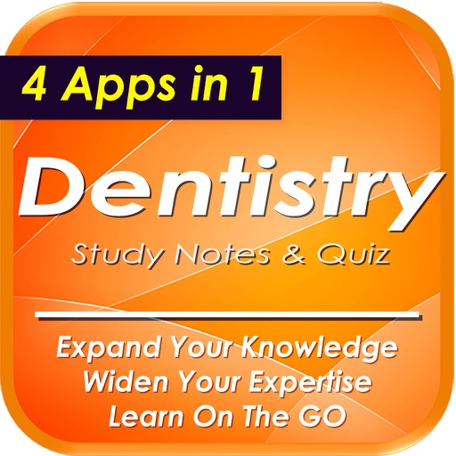 Dentistry  3000 Study Notes & Quiz