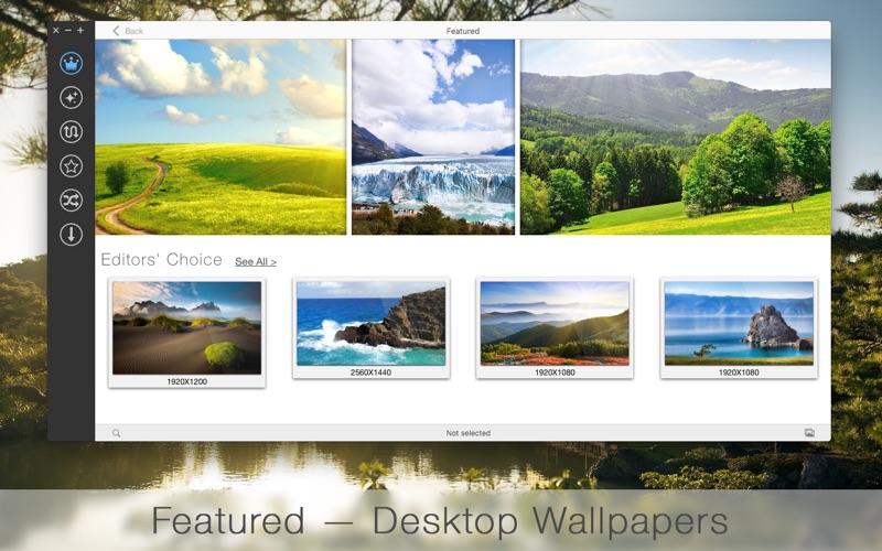 uDesktop NEXT - vast wallpaper collection
