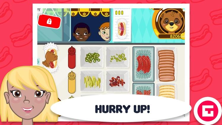 Little Food Truck screenshot-3