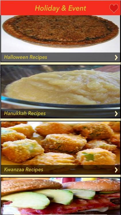 5000+ Holiday&Event Recipes screenshot-3