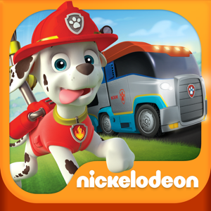 PAW Patrol Pups to the Rescue app