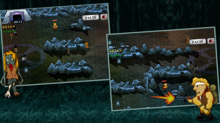 The Survival: Zombie Shooter screenshot-4