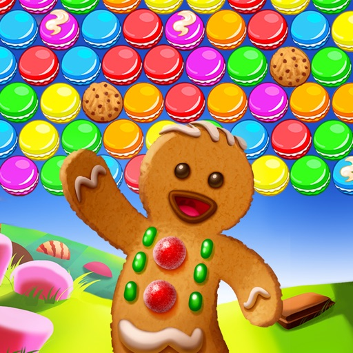 Cookie Pop - Bubble Shooter