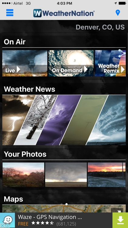 WeatherNation Free screenshot-3