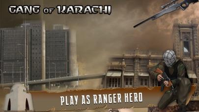 Karachi Gangesters Vs Rangers