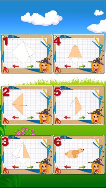 Art Of Origami Kids Educational Games screenshot-3